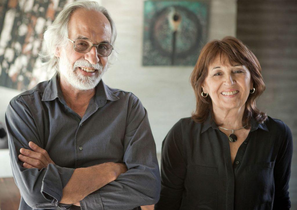 PROTAGONISTAS: María Victoria Besonías y Guillermo de Almeida 1