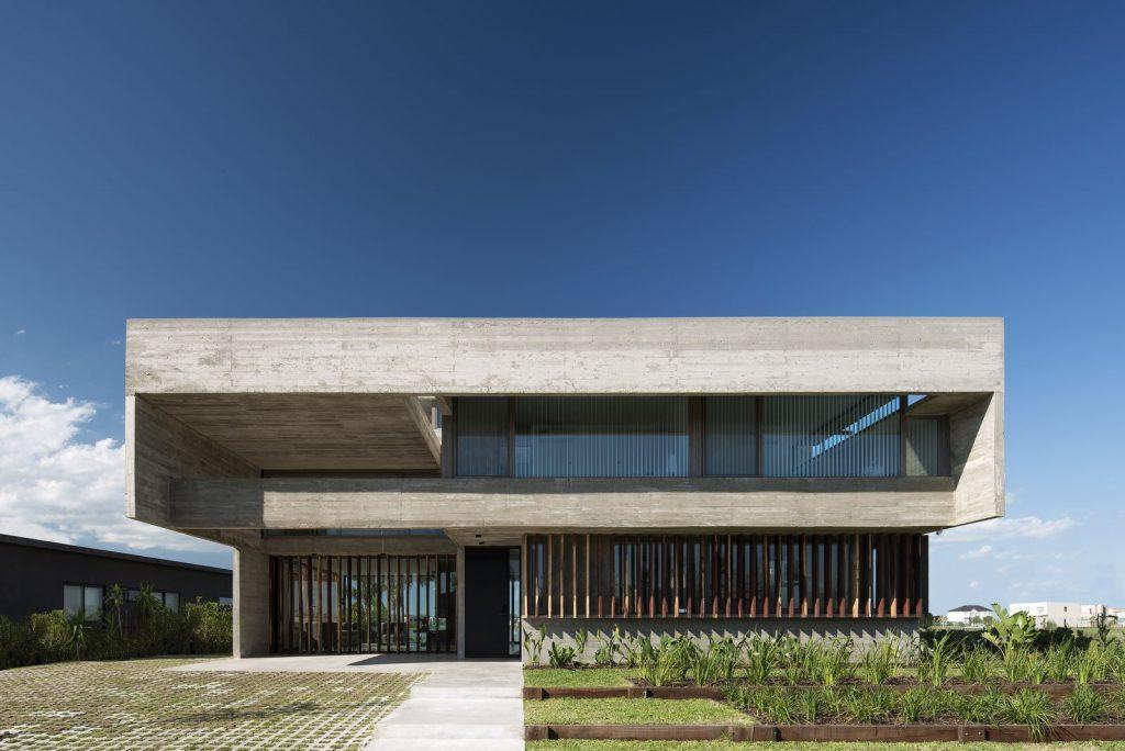 Casa 10 - Luciano Kruk Arquitectos 1