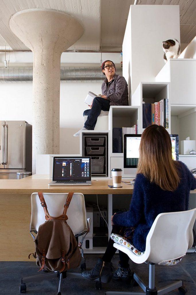 Covid-19 nos obliga a reflotar el sueño de la oficina en casa 33