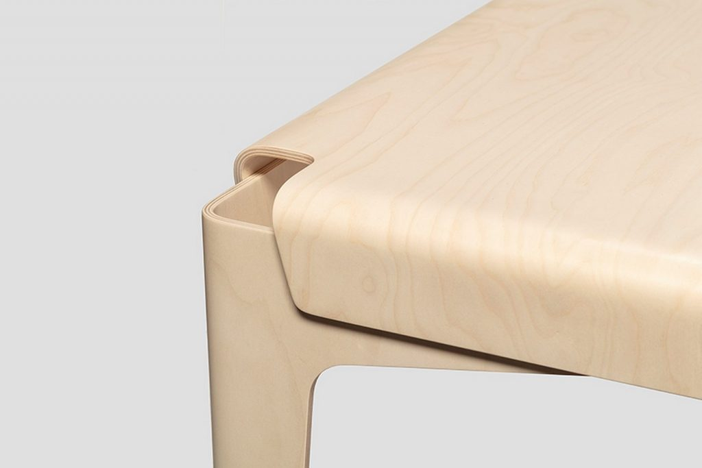 Shell Table and Chair de Barber & Osgerby 11