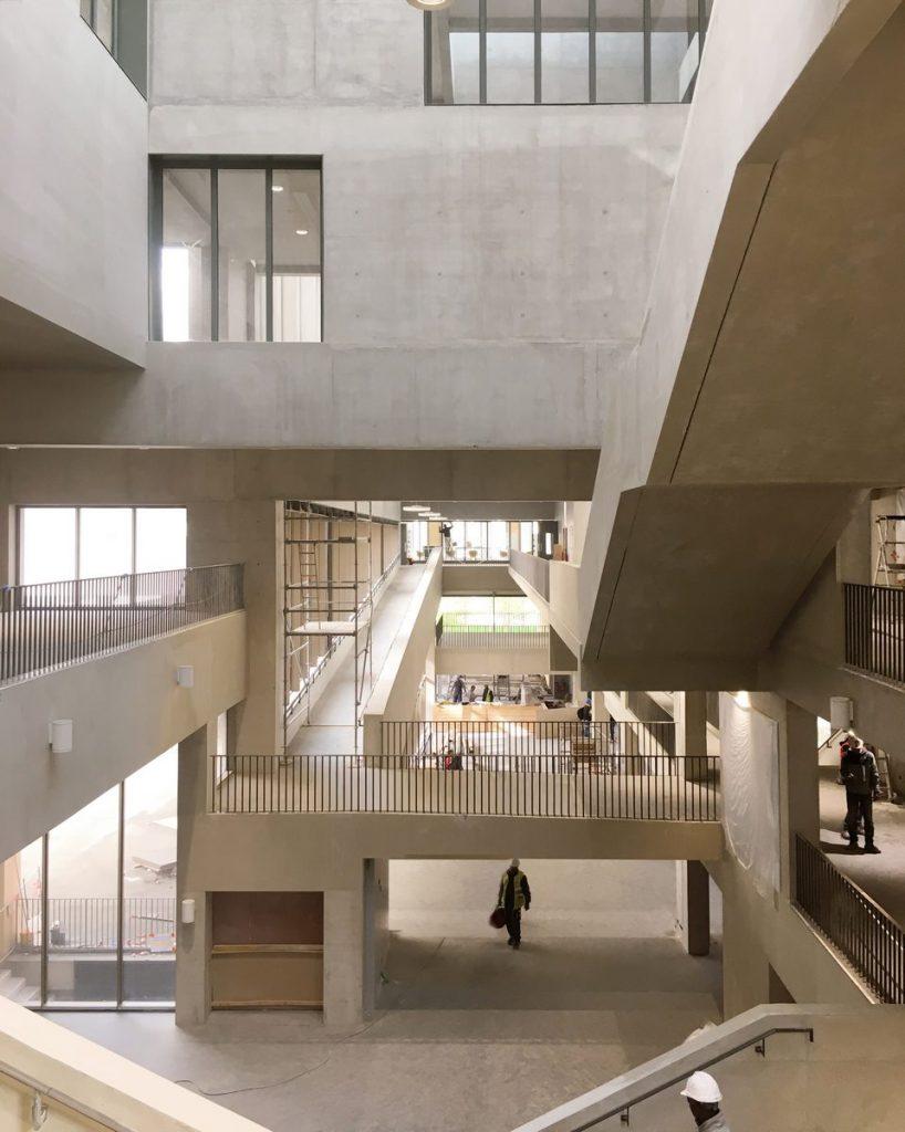El Premio Pritzker de Arquitectura 2020 es para Yvonne Farrell y Shelley McNamara 20