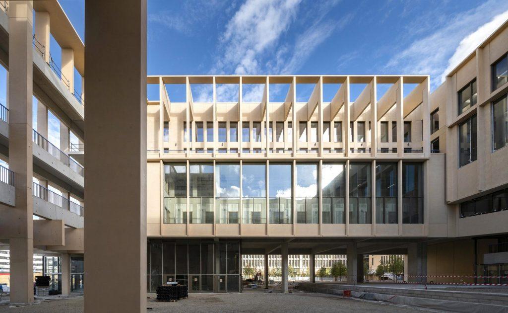 El Premio Pritzker de Arquitectura 2020 es para Yvonne Farrell y Shelley McNamara 22