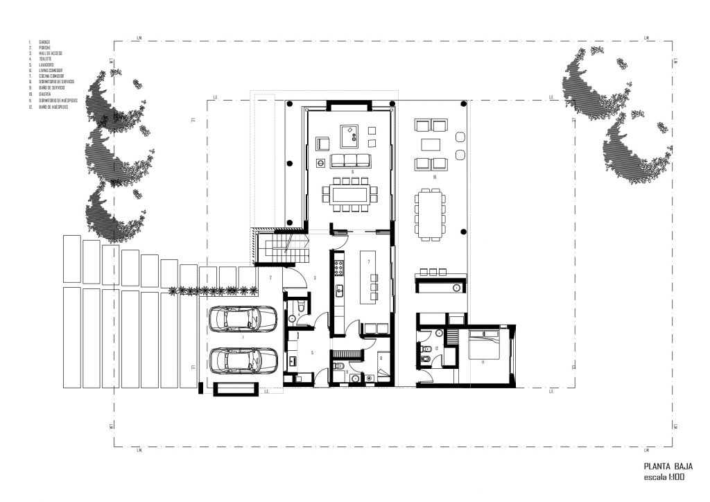 Casa Tenso - Cyma Arquitectura 3