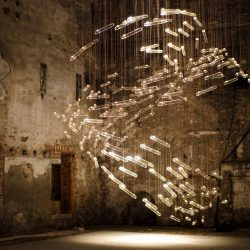 Luz, cámara… ¡arte! en el estudio de DRIFT 13