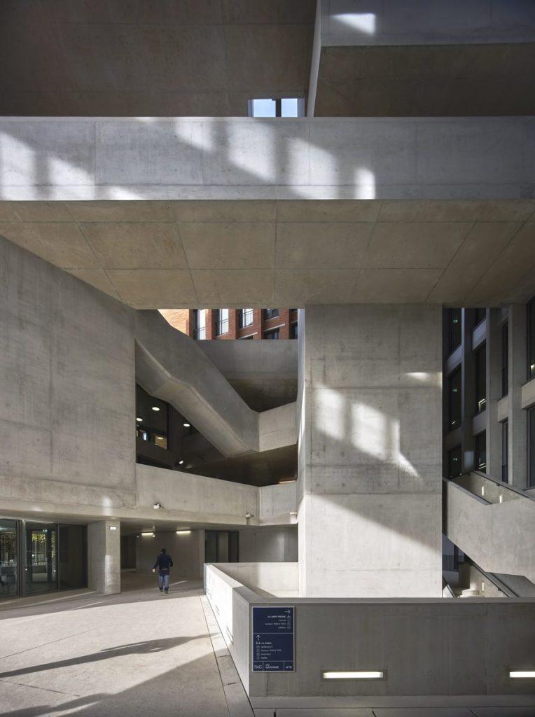 El Premio Pritzker de Arquitectura 2020 es para Yvonne Farrell y Shelley McNamara 18