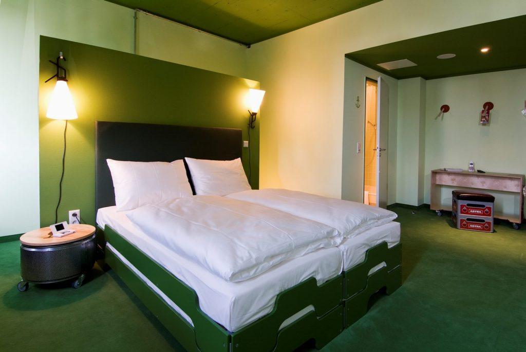 Hotel-Hostel: Superbude I en Hamburgo 7