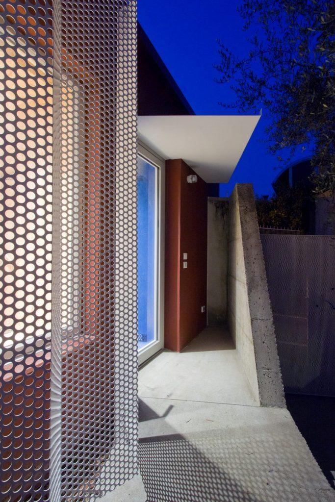 """Una """"Cabina urbana"""" con un toque persa en 25 m2 3"""