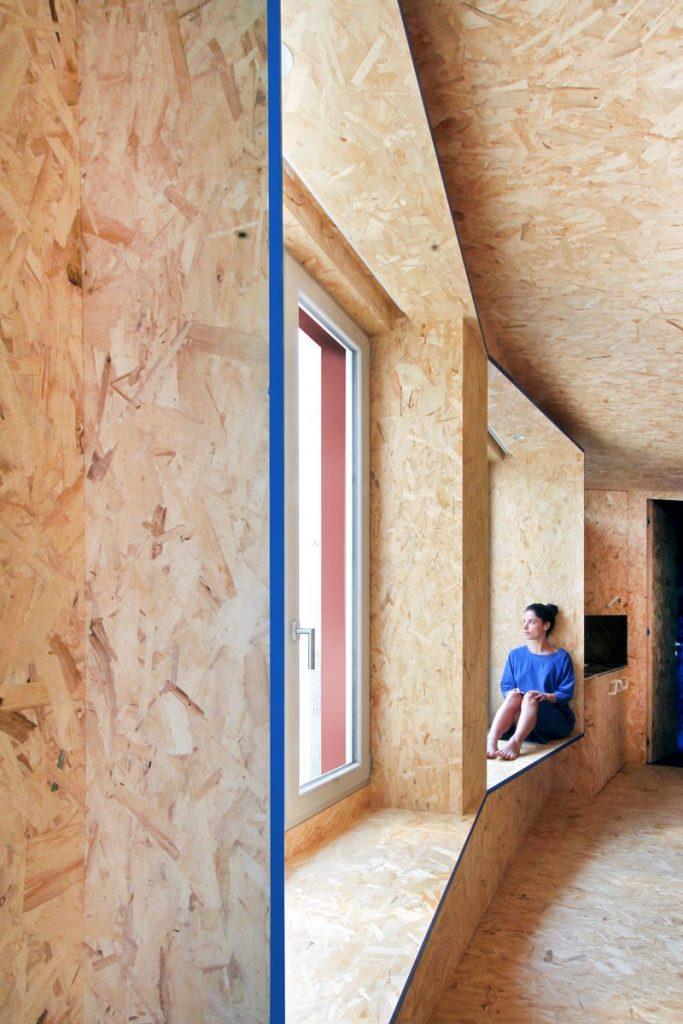 """Una """"Cabina urbana"""" con un toque persa en 25 m2 19"""