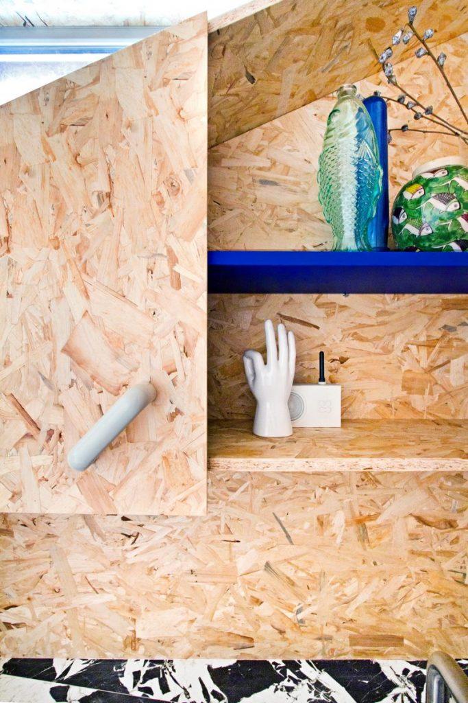 """Una """"Cabina urbana"""" con un toque persa en 25 m2 22"""