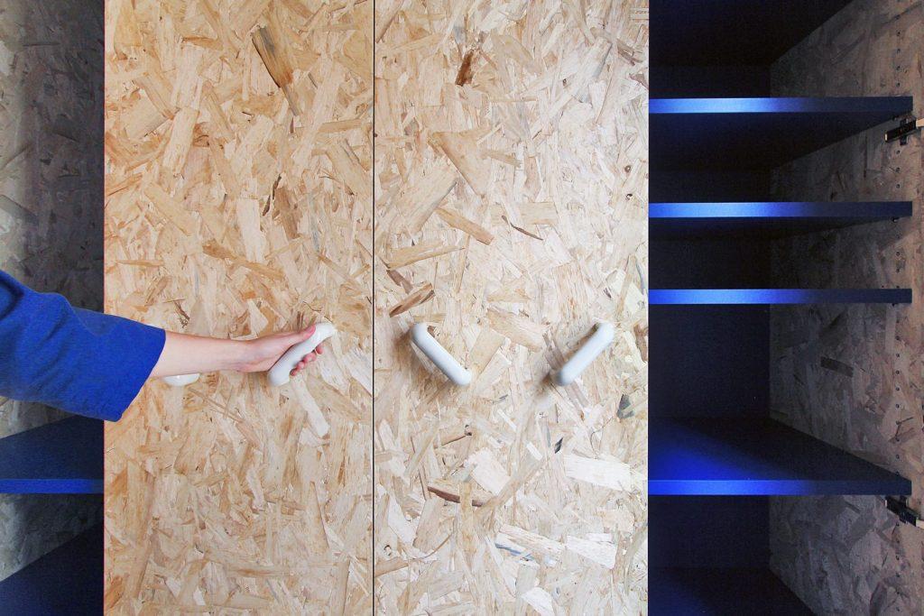 """Una """"Cabina urbana"""" con un toque persa en 25 m2 24"""
