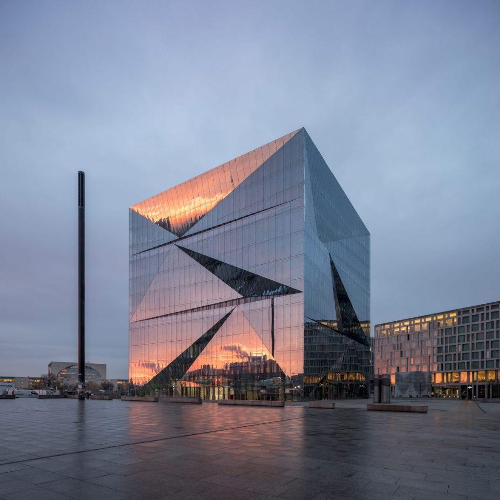 """""""The Cube"""" en Berlín 2"""