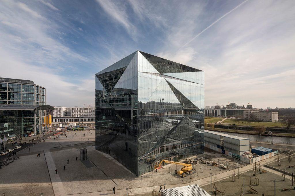 """""""The Cube"""" en Berlín 6"""