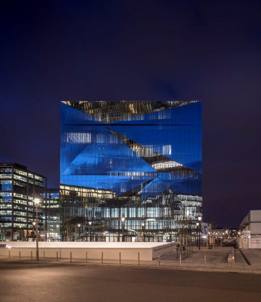 """""""The Cube"""" en Berlín 8"""