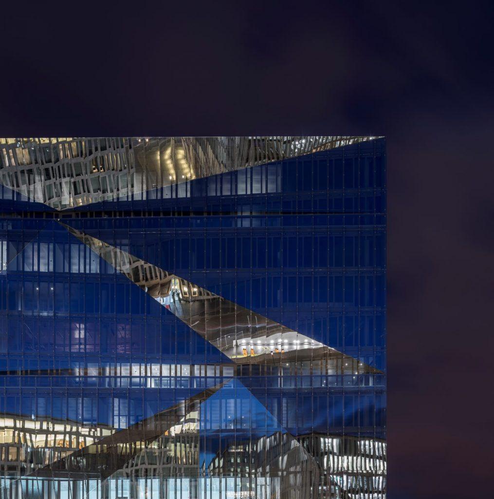 """""""The Cube"""" en Berlín 9"""