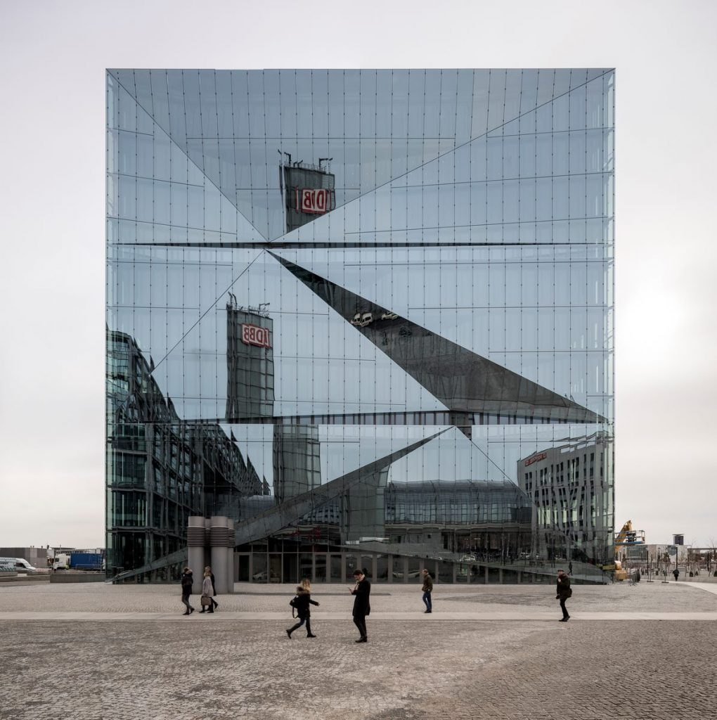 """""""The Cube"""" en Berlín 10"""