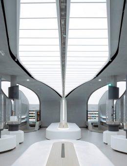 Librería E Pang, humana y futurista 27