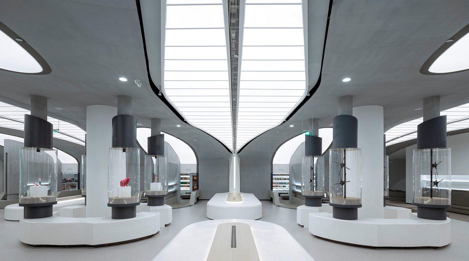 Librería E Pang, humana y futurista 26
