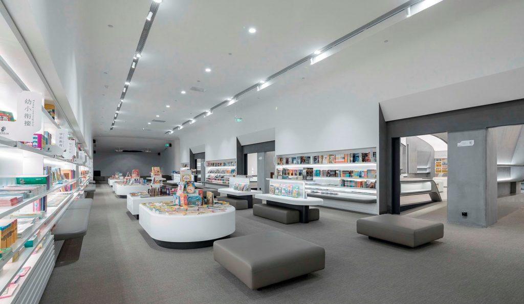 Librería E Pang, humana y futurista 6