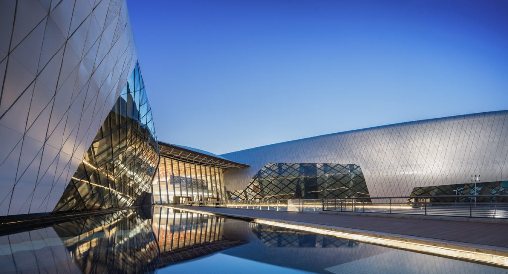 Museo Marítimo Nacional de China 10