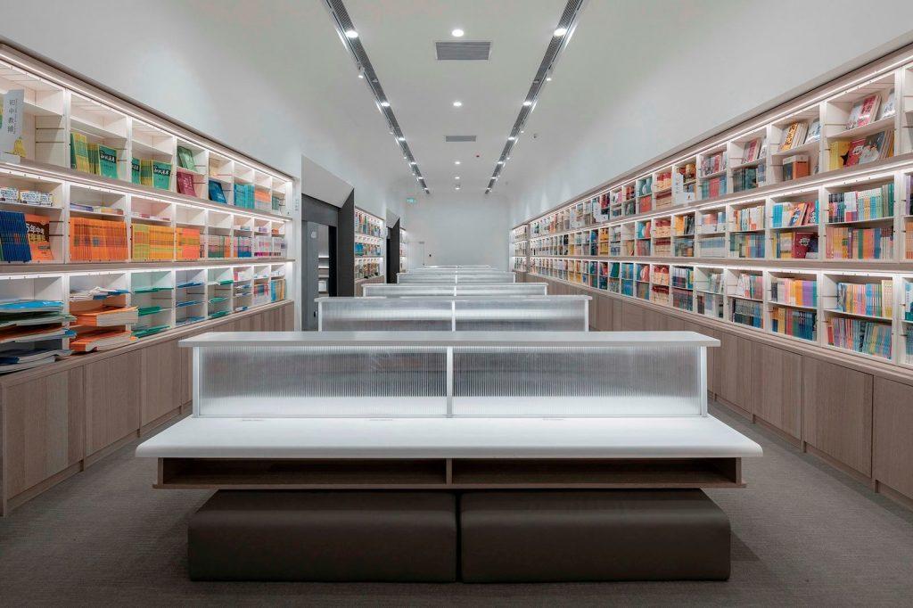 Librería E Pang, humana y futurista 9