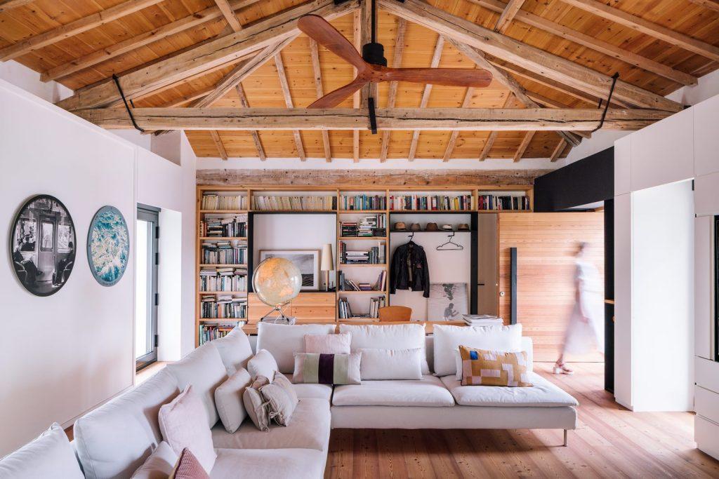 Vivienda en Güemes, reconversión de un establo en vivienda 14
