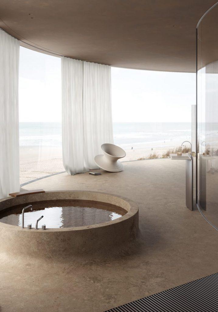 Beach Hotel Room 3
