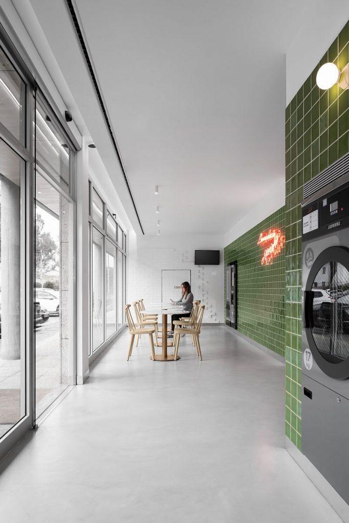 Lavandería Autoservicio 21