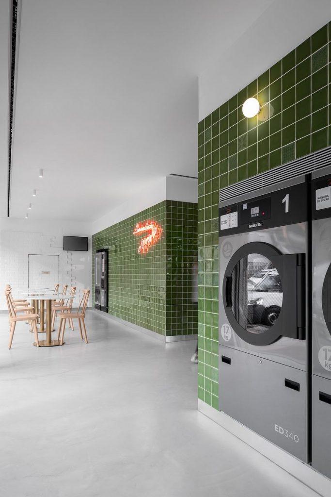 Lavandería Autoservicio 22