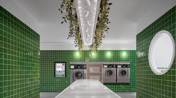 Lavandería Autoservicio 6
