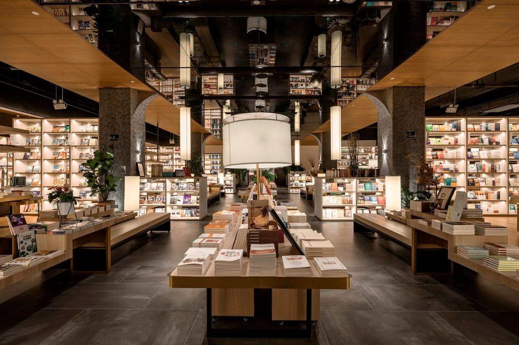 Librería E Pang, humana y futurista 10