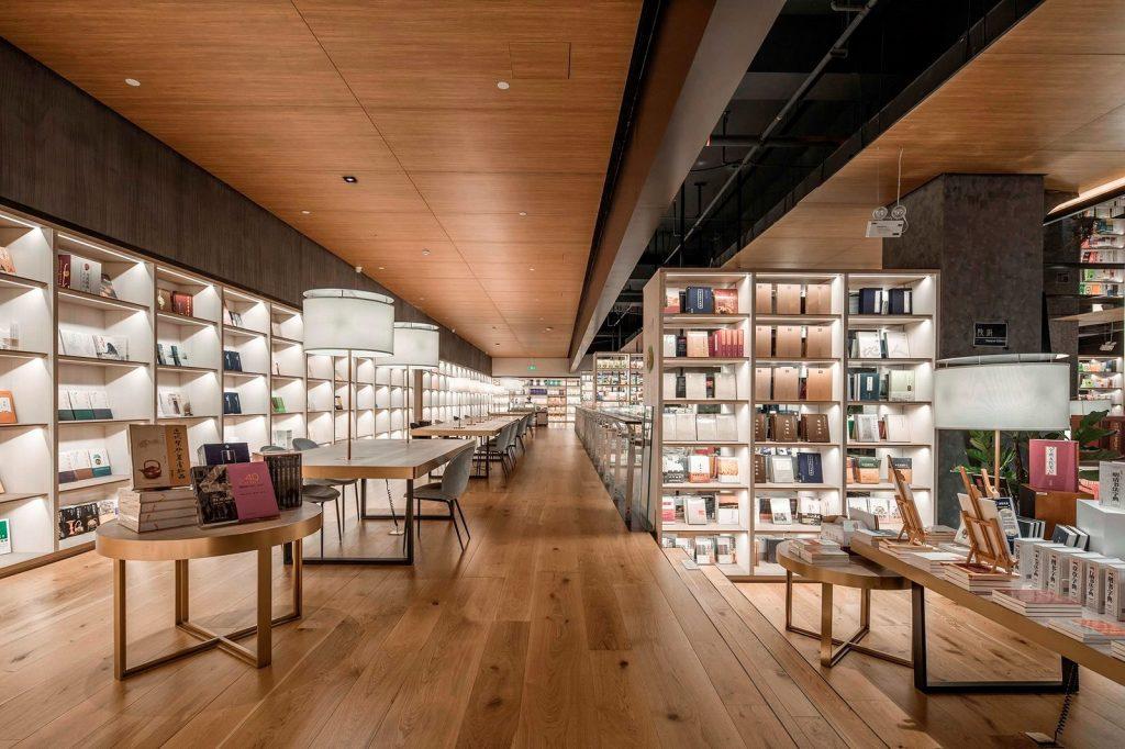 Librería E Pang, humana y futurista 15