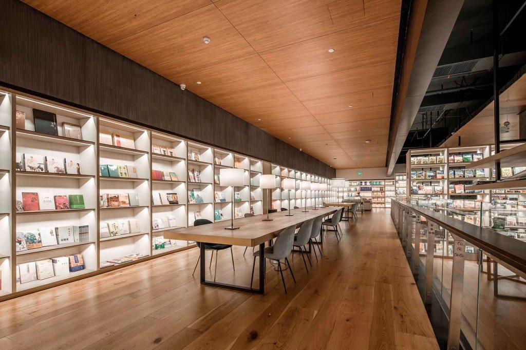 Librería E Pang, humana y futurista 16