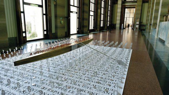 Exposición Brigitte Bouchard de Jacek Jarnuszkiewicz en la ONU 3