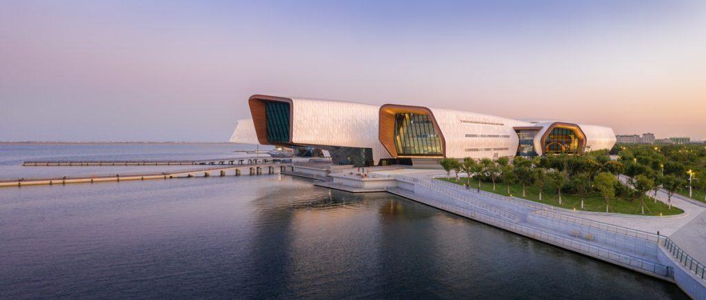 Museo Marítimo Nacional de China 2