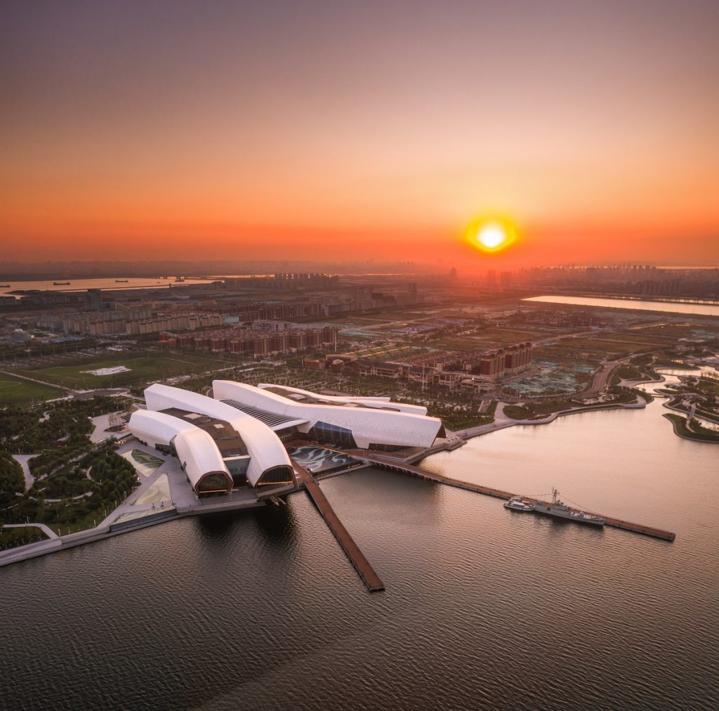 Museo Marítimo Nacional de China 1