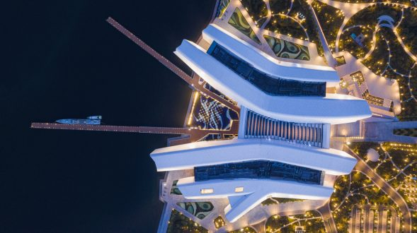 Museo Marítimo Nacional de China 13
