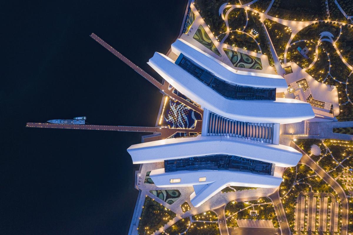 Museo Marítimo Nacional de China 22