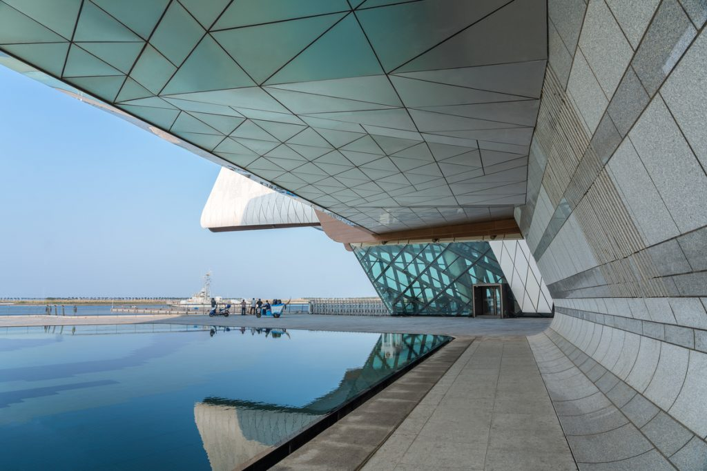 Museo Marítimo Nacional de China 12