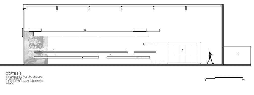 Una óptica entre curvas blancas y tubos telescópicos 17