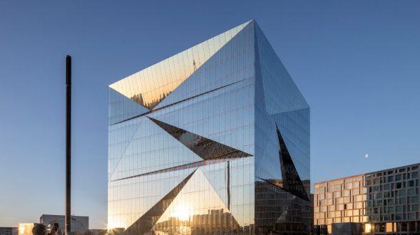 """""""The Cube"""" en Berlín 30"""