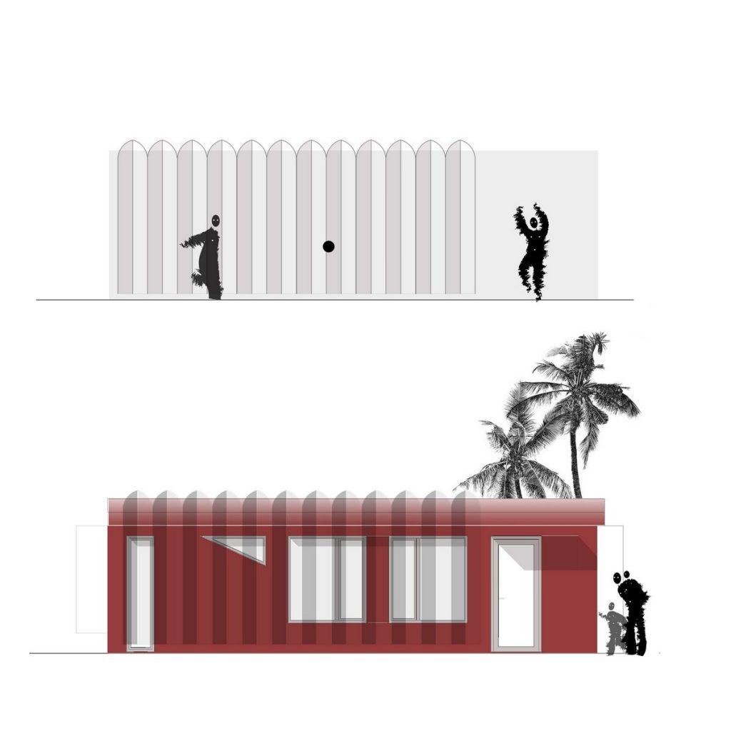 """Una """"Cabina urbana"""" con un toque persa en 25 m2 34"""