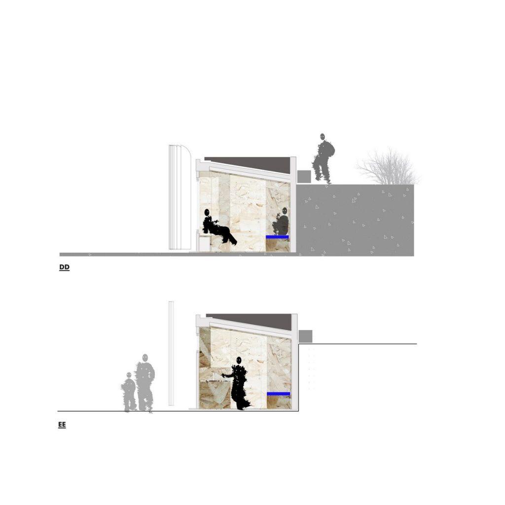"""Una """"Cabina urbana"""" con un toque persa en 25 m2 37"""