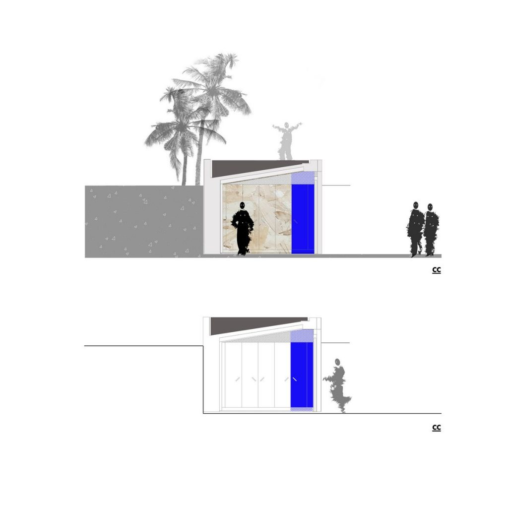 """Una """"Cabina urbana"""" con un toque persa en 25 m2 38"""