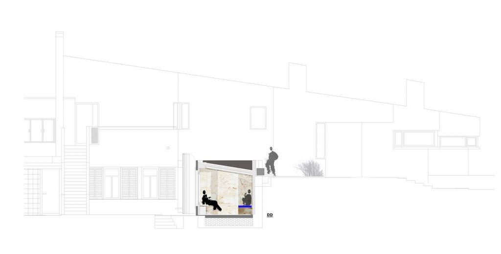 """Una """"Cabina urbana"""" con un toque persa en 25 m2 39"""