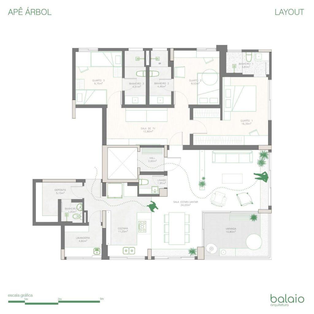 Apartamento Ipojuca 5