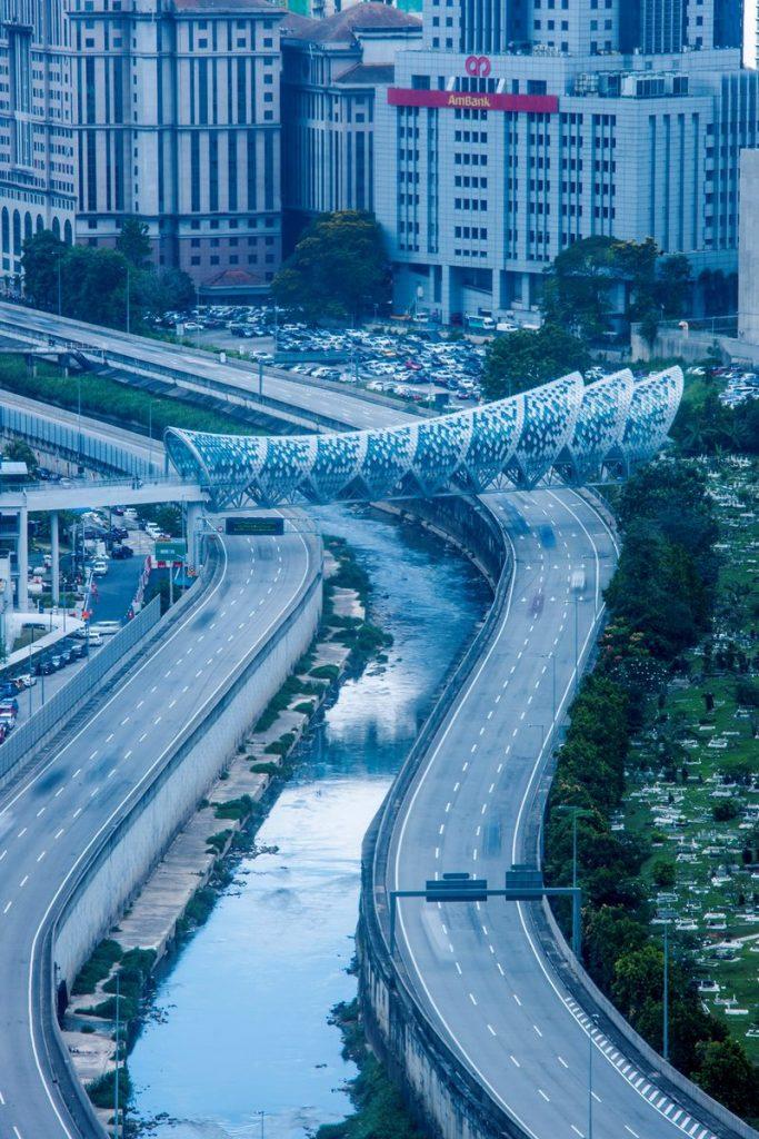 Pintasan Saloma, Kuala Lumpur Malaysia 1