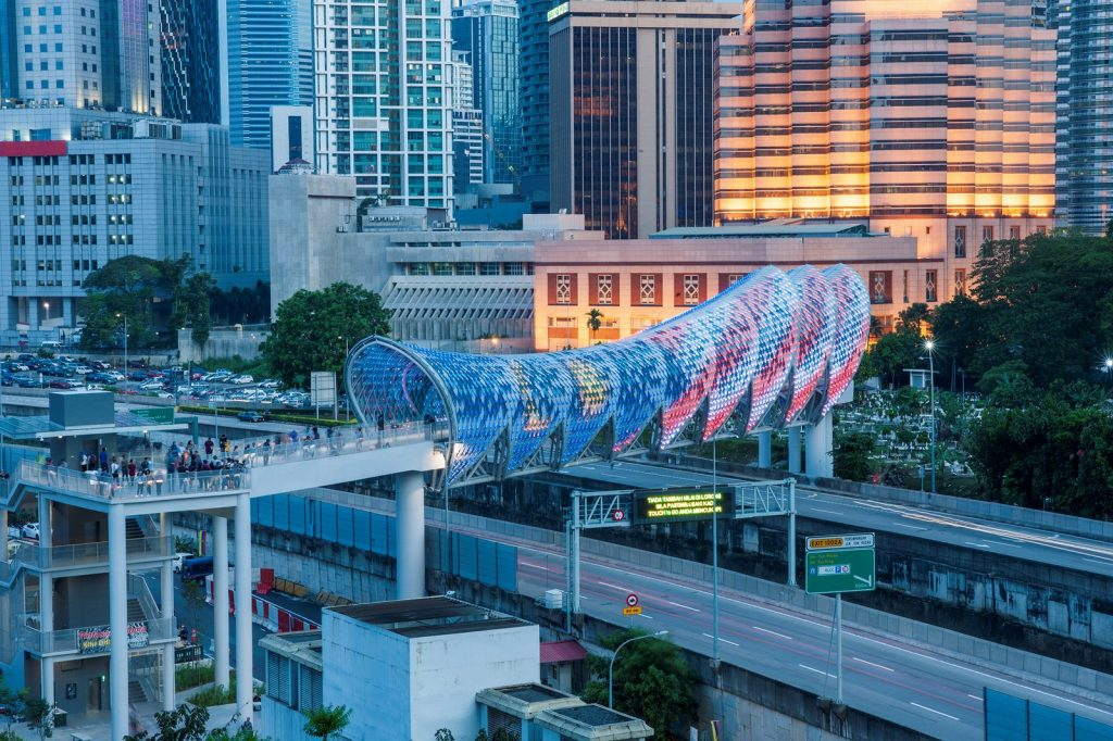 Pintasan Saloma, Kuala Lumpur Malaysia 12