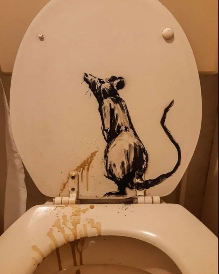 Banksy se divierte 3