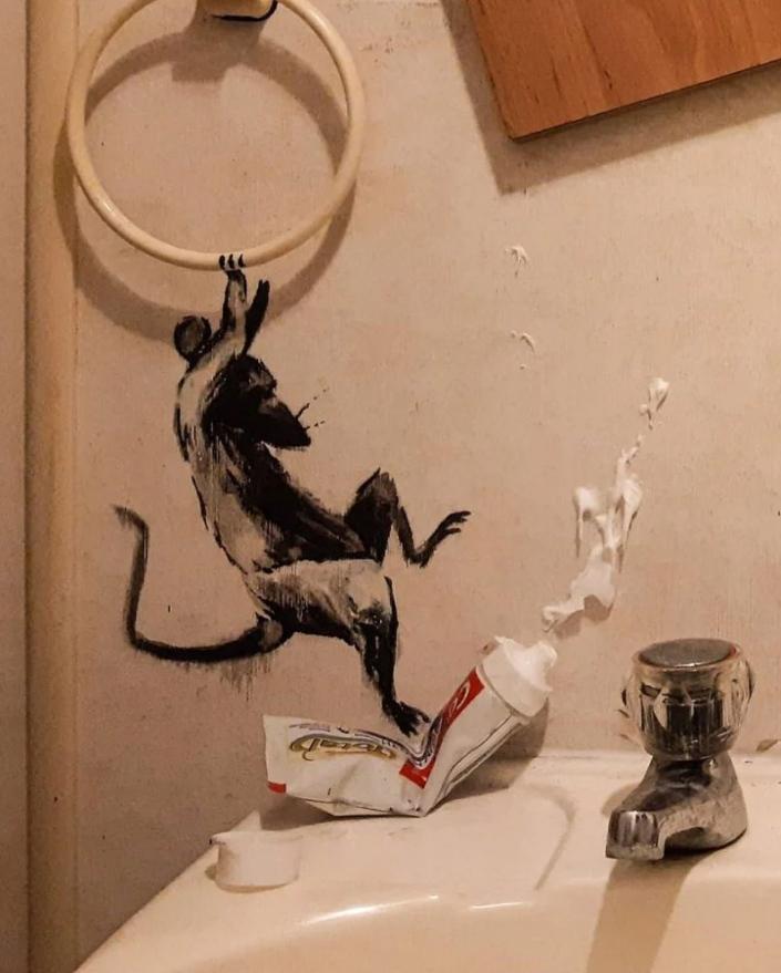 Banksy se divierte 4