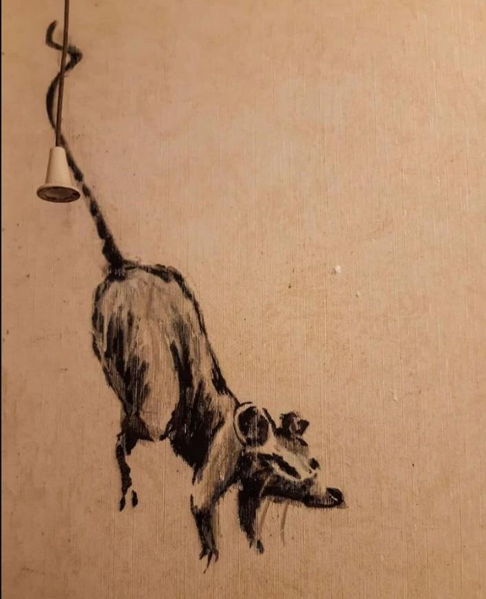 Banksy se divierte 2